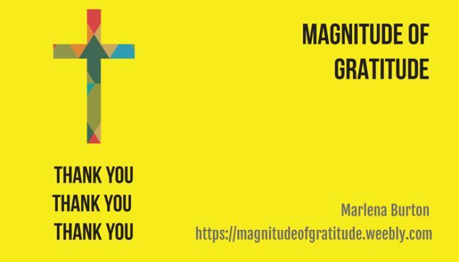 magnitudeofgratitude